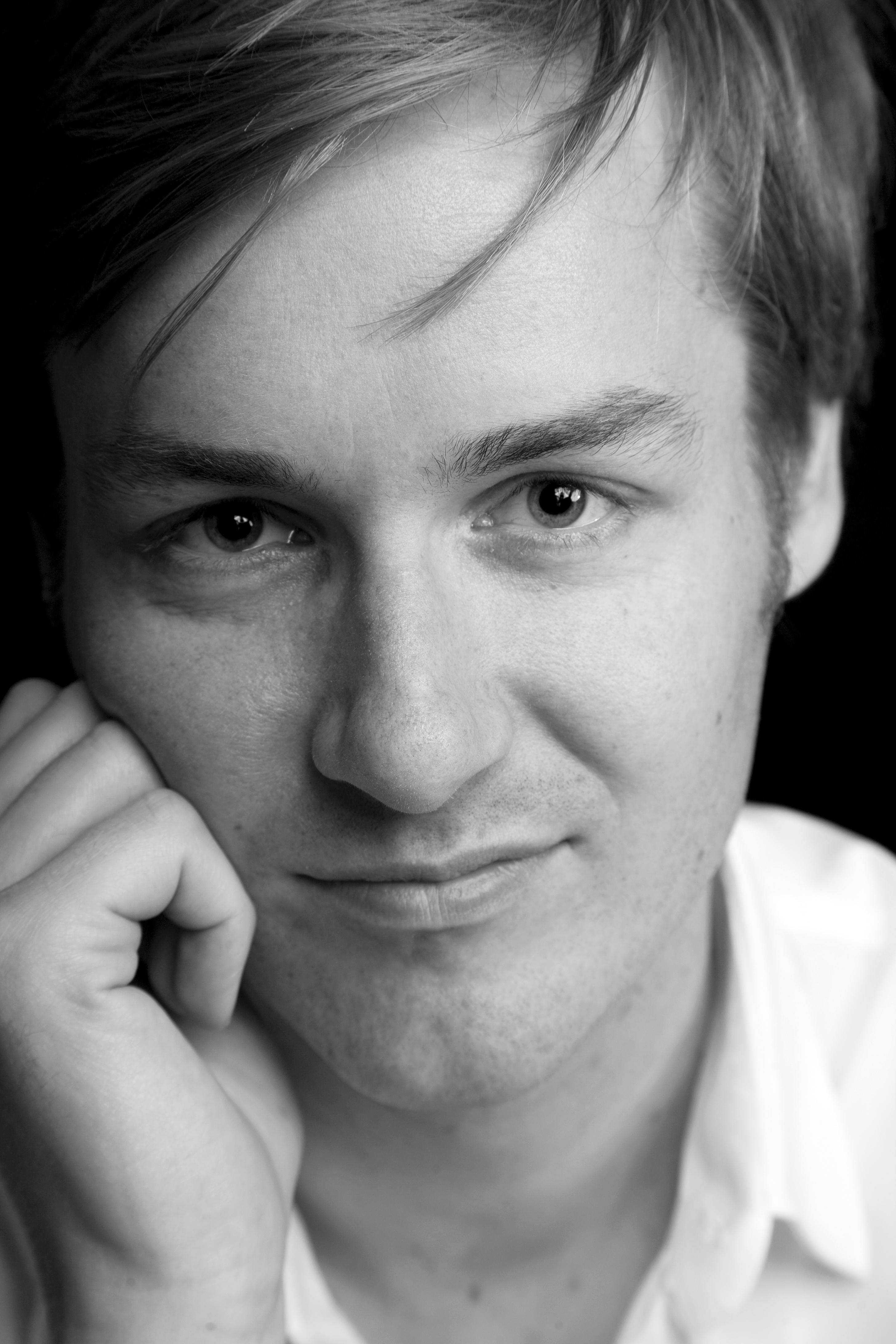 Autorenfoto <b>Jens Petersen</b> © Keiko Saile - jens_klagenfurt1